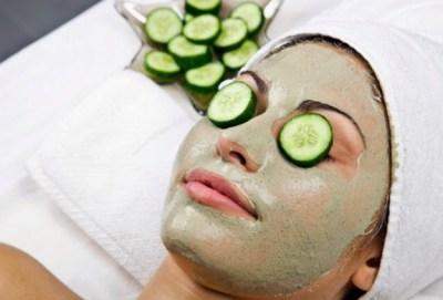 Manfaat dan cara membuat masker mentimun untuk kecantikan kulit wajah  Manfaat dan Cara Membuat Masker Mentimun untuk Kecantikan Kulit wajah