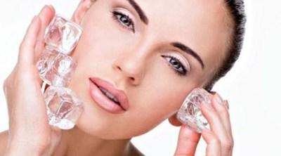 Manfaat Luar Biasa Es Batu Untuk Kecantikan Kulit Wajah  Manfaat Luar Biasa Es Batu Untuk Kecantikan Kulit Wajah