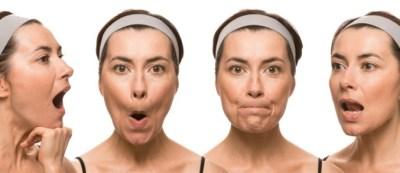 Manfaat senam wajah dan cara melakukannya  Manfaat Senam Wajah dan Cara Melakukannya